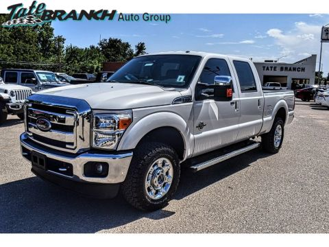 Pre-Owned 2015 Ford F-250SD